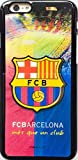 Barcelona Football Club 3D Hard Case for Apple iPhone 6 + Free Screen Protector & Polishing Cloth By DN-TECHNOLOGY