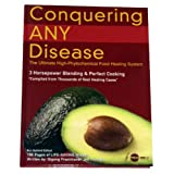 Conquering ANY Disease  book