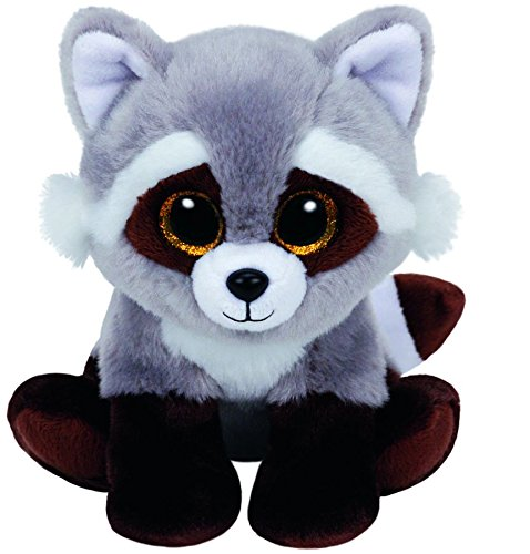 Ty Classic Bandit The Raccoon Plush