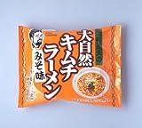 大自然キムチラーメン 味噌 (ケース売り 30袋入り) [その他]
