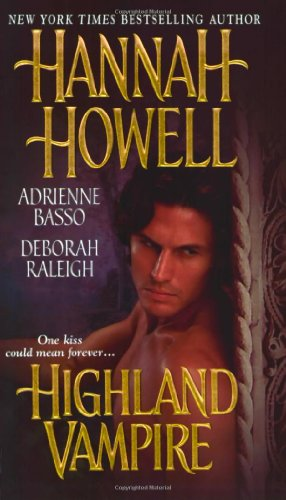 Cover of Highland Vampire