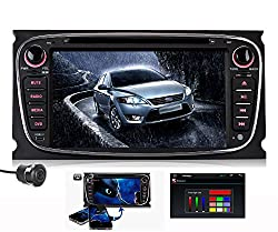 See 7 inch Android 4.2 For Ford Mondeo 2007-2011/S-max 2008-2012/Focus 2007-2010/Galaxy 2010-2012 Double Din In Dash HD Capacitive Multi-touch Screen Car DVD Player GPS Navigation Stereo Support Bluetooth/SD/USB/FM/AM Radio/3G/Wifi/OBD2/DVR/1080P/Air Play/7 C Details
