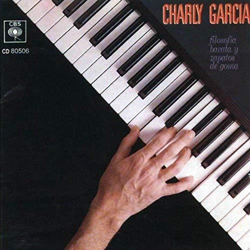 Vinilo : CHARLY GARCIA - Filosofia Barata Y Zapatos De Goma