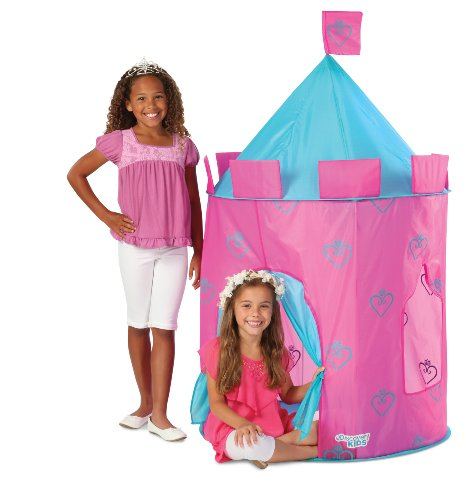 Discovery Kids Indoor And Outdoor Princess Play Castle front-244812