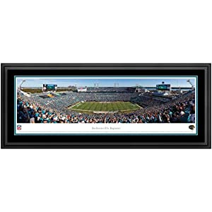 JACKSONVILLE JAGUARS - EVERBANK FIELD - NFL PANORAMA POSTER PRINT by NFL Shop