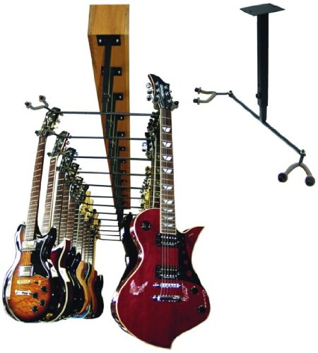 The Wall Guitar Hanger January 2011