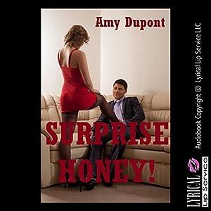 Surprise Honey! Audiobook