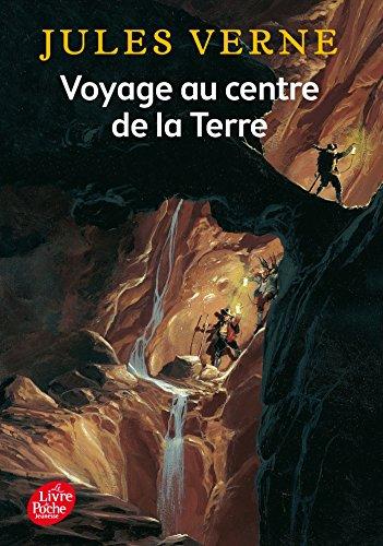Voyage au centre e la Terre - Texte intégral (Livre de Poche Jeunesse)