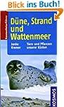 D�ne, Strand und Wattenmeer: Tiere un...