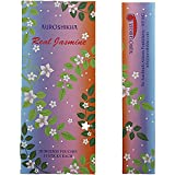 Auroshikha Real Jasmine Box Of Incense Sticks (200 Gms) - 20 Packets In Box