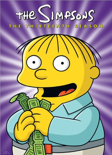 The Simpsons: Season 13 - Simpsons