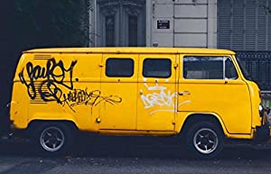 Jigsaw 1000 pieces Puzzle of Camioneta by BOYER PUZZLE: Toys & Games