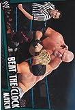 BEAT THE CLOCK MATCH Match Type Card Slam Attax RUMBLE Trading Card