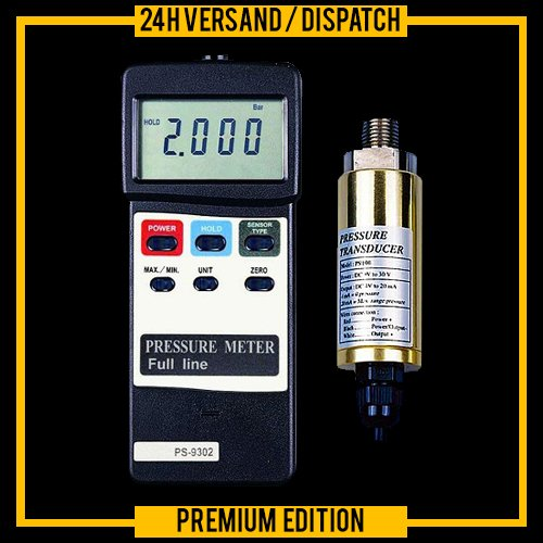 Druckmessgert-Tester-Prfer-Manometer-Drucksensor-Kompressoren-Pumpanlagen-Tanks-Silos-DM1-FBA