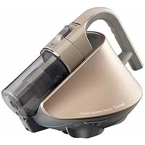 シャープ ふとんクリーナー(ゴールド系)【掃除機】SHARP サイクロンふとん掃除機 Cornet(コロネ) EC-HX150-N