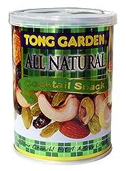 Tong Garden All Natural Cocktail Snack Tin, 140g