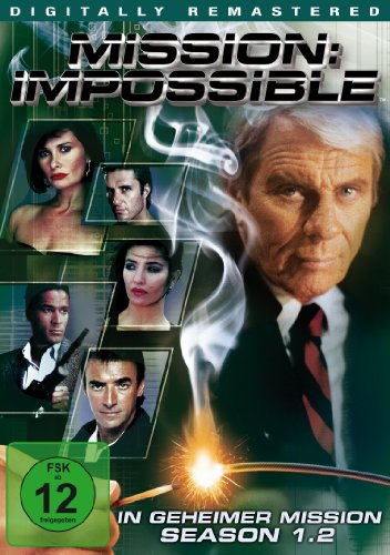 Mission Impossible - In geheimer Mission/Season 1.2 [3 DVDs]