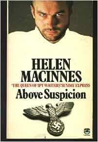 Above Suspicion by Helen MacInnes (1969, Paperback)