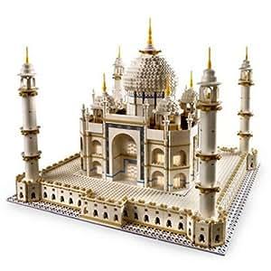 Amazon.com: Lego 10189 Taj Mahal Model: Toys & Games