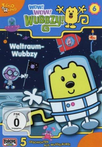 Wow! Wow! Wubbzy! - Weltraum Wubbzy