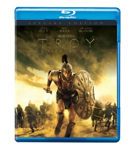 Cover art for  Troy: Director's Cut (Special Edition) [Blu-ray]