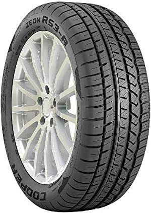 COOPER ZEON RS3-A UHP A/S 4PLY BW – P275/40R19 105W