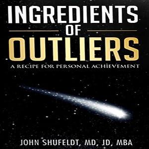 Ingredients of Outliers, Volume 1 Audiobook
