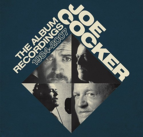 Joe Cocker - The Album Recordings 1984-2007 (14cd Boxset) - Uk Release - Zortam Music