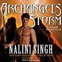 Archangel's Storm: Guild Hunter, Book 5