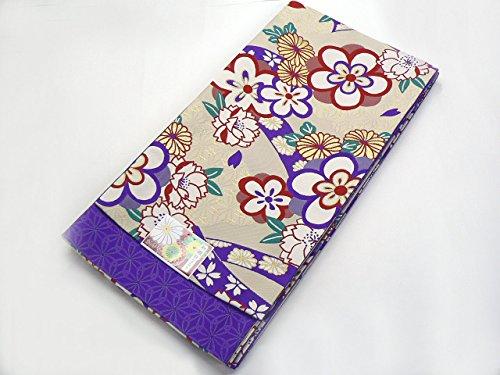 ◆  大正浪漫 和遊日 ◆  振袖用袋帯・No, 03   ・仕立上り