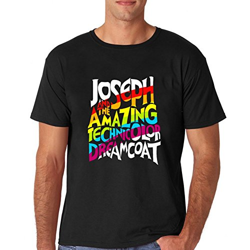 joseph-and-the-amazing-technicolor-dreamcoat-tees-for-mens-xl-black