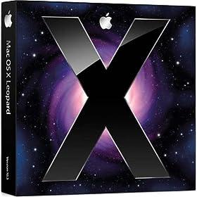 Mac OS X Leopard 10.5.4 9E25 Retail