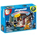 Playmobil 4168 Police Advent Calendar