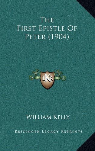 The First Epistle of Peter (1904)