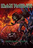 Empire Merchandising Iron Maiden Poster Flag from Fear to Eternity