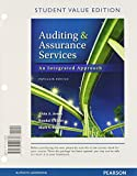 Auditing and Assurance Services, Student Value Edition Plus NEW MyAccountingLab with Pearson eText -- Access Card Package (15th Edition)