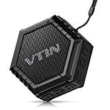 Vtin Outdoor Bluetooth Speakers, Mini Portable Waterproof Speaker With Bass (7 Hours Playtime+IPX4 waterproof +5W Driver+Stereo Sound+Built in MIC)