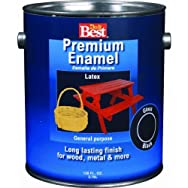 Rust Oleum2304Do it Best Premium Latex Enamel-RED LATEX ENAMEL
