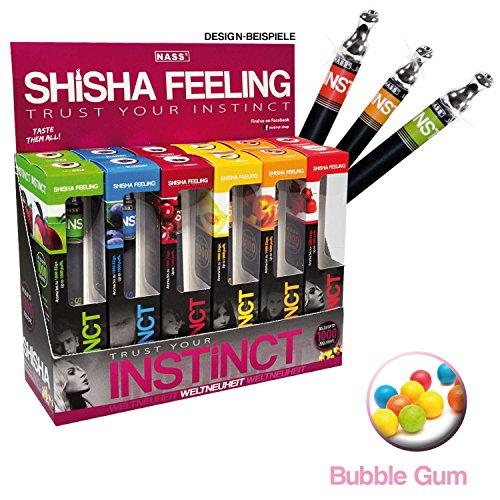 INSTINCT E Shisha Ultra E Hooka Elektrische Shihsha Einweg Wasserpfeife E-Pfeife E-Shisha2Go Kaugummi