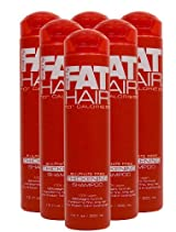 Scratch &amp; Dent: <br />Case of 6 Fat Hair Shampoo (Original Formula)