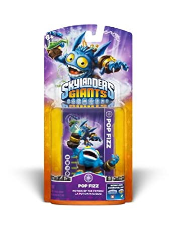 Activision Skylanders Giants Single Character Pack Core Series 2 Pop Fizz