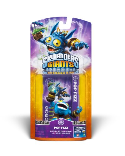 Skylanders Giants - Pop Fizz (Universal)
