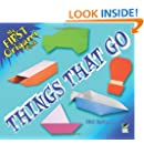 My First Origami Book -- Things That Go (Dover Origami Papercraft)