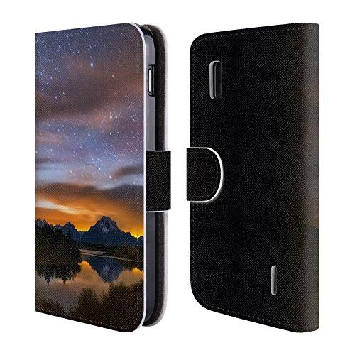 Ufficiale Darren White Sogni Oxbow Paradiso Cover a portafoglio in pelle per LG Nexus 4 E960