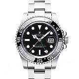 ロレックス ROLEX GMTマスターII 116710LN 中古 時計 [メンズ] [2568360] [並行輸入品]