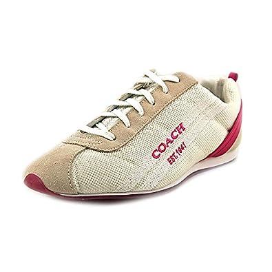 coach s myla tennis shoes 10 white