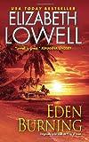 Eden Burning (0380789957) by Lowell, Elizabeth