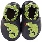 Robeez Kids Touch & Feel Chameleon Baby Shoe