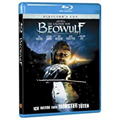 Die Legende von Beowulf (Director's Cut) [Blu-ray]