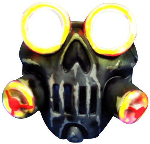 Rubie'S Costume Toxic Light-Up Mask, Multi, One Size